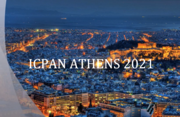 ICPAN ATHENS – 2021
